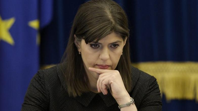 Kovesi, susținută de Guvernul României?