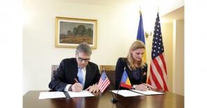 Vizita lui Dăncilă în SUA - întâlnirea cu secretarul de stat pe Energie