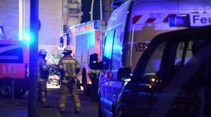 Accident incredibil în Berlin