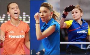 Romania, campioana europeana la tenis de masă