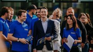 Interviu publicitar electoral cu Robert Sighiartău