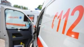 Accident înfiorător, în Prahova. Un mort, după ce mașina s-a izbit de un copac