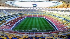 România riscă să fie pedepsită după meciul cu Spania. Anunțul făcut la National Arena / Foto: sport.ro