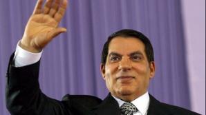 Ben Ali, fostul președinte al Tunisiei