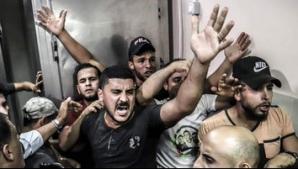 Tensiuni in Fasia Gaza