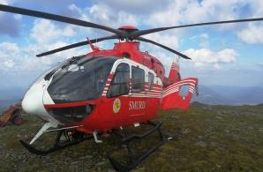 A cerut elicopterul SMURD, după şi-a rupt un deget, în Făgăraş. Reacţia salvamontiştilor / Foto: Arhivă
