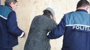 Arestata pentru crima oribila