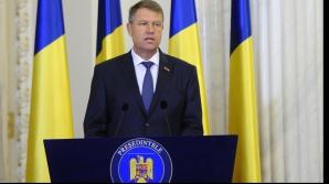 Klaus Iohannis, declarații la Cotroceni