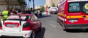 Tragedie în centrul Craiovei! 6 persoane, între care 2 copii, spulberate de o maşină de raliu