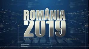 """Sondaj-bombă de ultimă oră, la emisiunea """"România 2019"""". Cine este favorit pentru Cotroceni"""