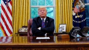 Trump în Biroul Oval