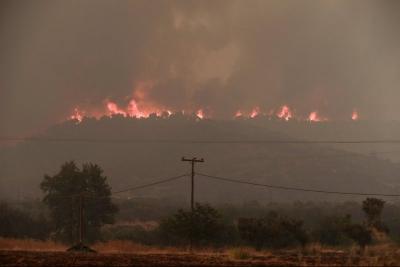 Incendiu Atena