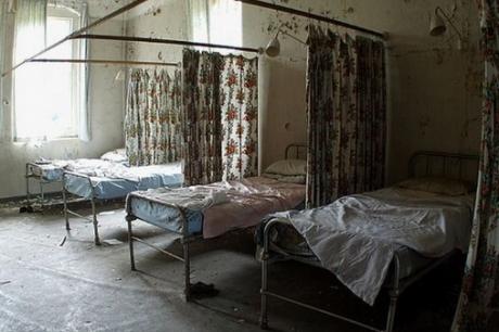 Zeci de pacienti fara discernamant dintr-un spital de psihiatrie, din Brasov, folositi drept COBAI