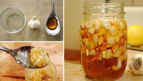 A mancat usturoi cu miere pe stomacul gol, timp de 7 zile. Efectele au fost peste asteptari!