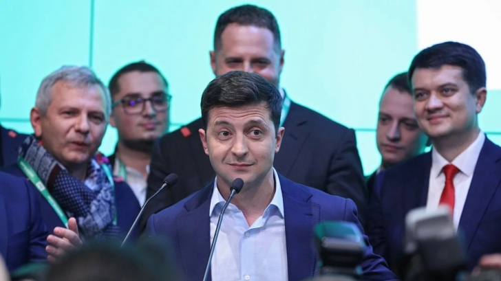 Parlamentarii ucraineni au votat pentru eliminarea imunității - o reformă a președintelui Zelenski