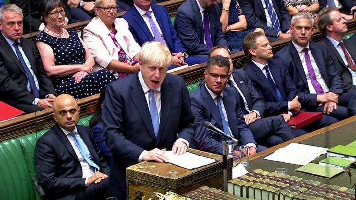 """Lovitură de teatru în UK: suspendarea parlamentului, declarată """"ilegală"""" în instanță"""