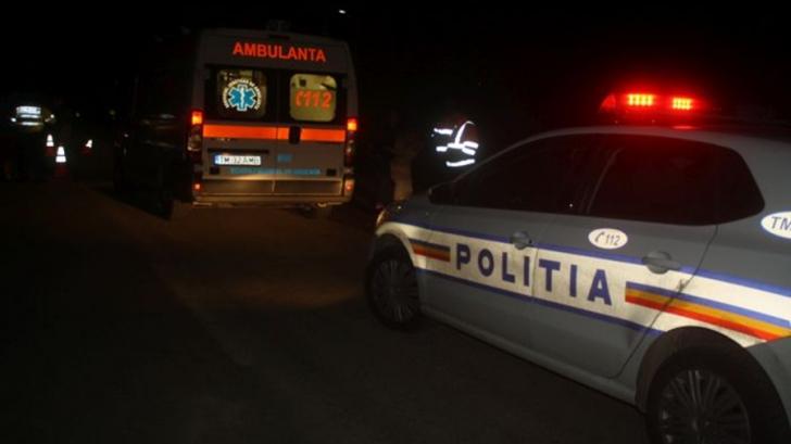 Accident pe calea ferată în Timiș