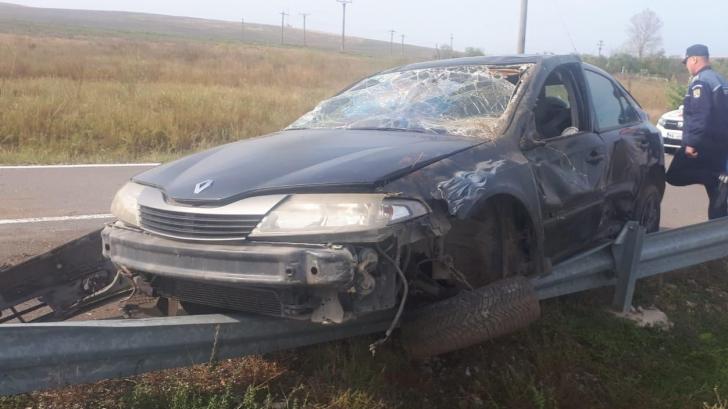 Accident în Tulcea. O persoană a murit