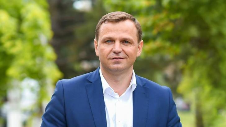 """Andrei Năstase a primit Titlul Special """"Credință și Unire"""" din partea Primăriei Arad"""