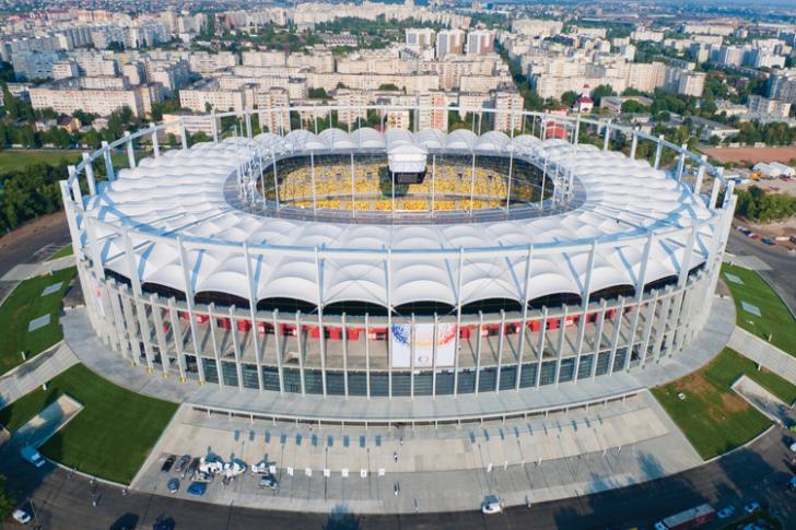 Trafic restricţionat joi în zona Arenei Naţionale pentru meciul de fotbal România - Spania