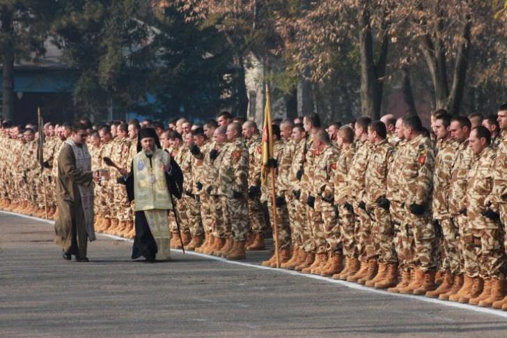 În ce mai au încredere românii? Tot în Armată și Biserică!