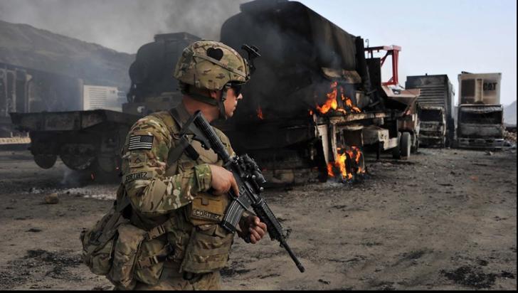 Atac în Afganistan