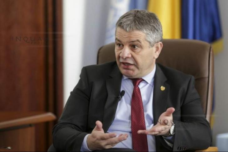 Senatorul Florian Bodog, fost ministru al Sănătății
