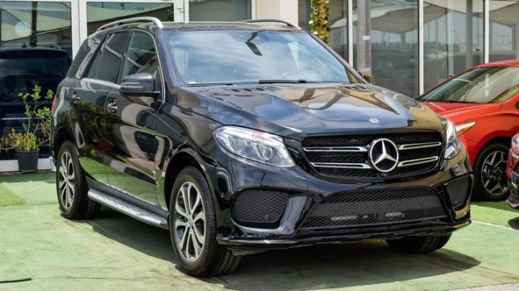 Mercedes de lux