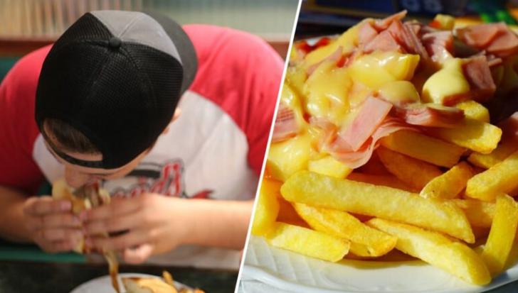 Un tânăr de 17 ani care a mâncat ani de zile doar cartofi prăjiți și-a pierdut vederea