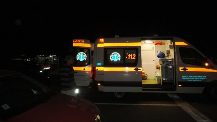 Copil de 10 ani, lovit de autobuz, la Craiova