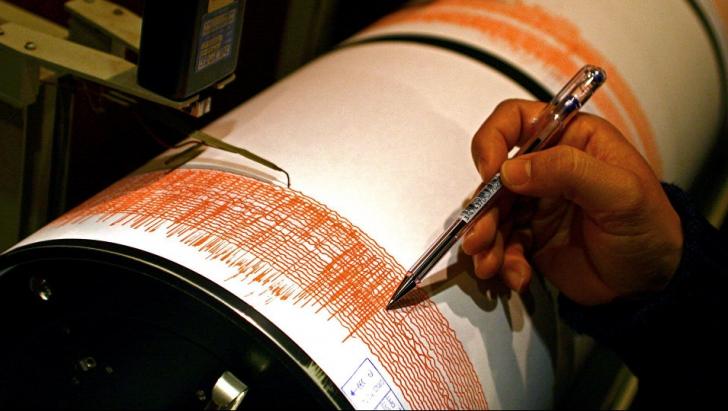Cutremur neobișnuit în România, noaptea trecută