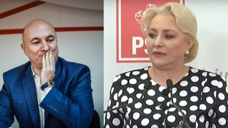 """Codrin Ștefănescu, alături de Viorica Dăncilă: """"Trebuie să ne unim cu toţii forţele!"""""""
