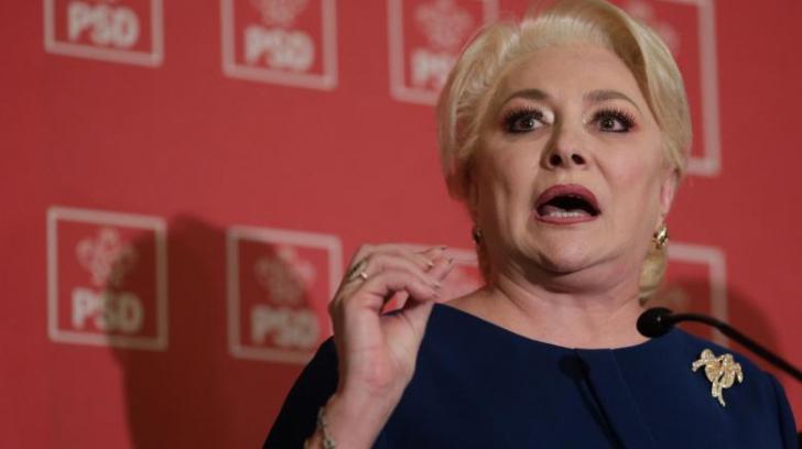 Dăncilă i-a dat liber lui Teodorovici la impozitarea pensiilor speciale