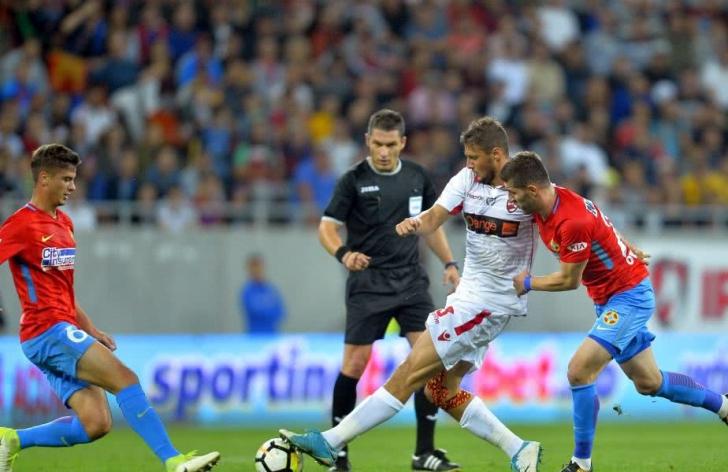 FCSB - Dinamo, derby cu surprize! Anunțul roș-albaștrilor