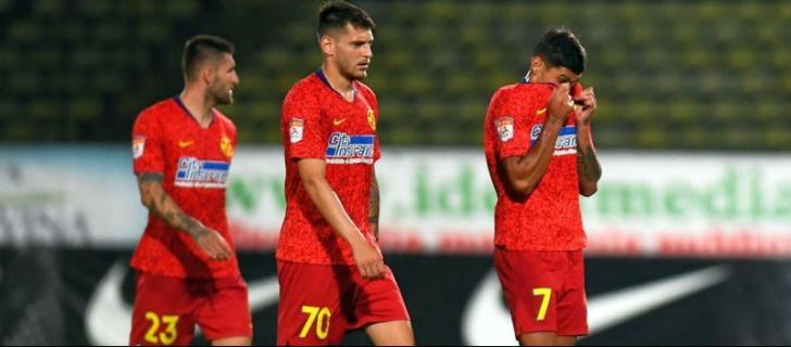 """Un fost rival o vrea pe FCSB în Liga 2: """"Arată bine clasamentul"""""""