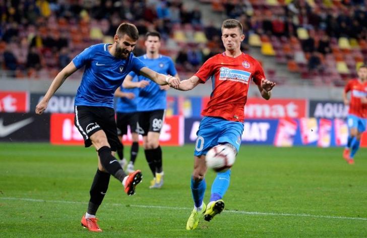 Liga 1. FCSB – Viitorul 2-1. Adi Popa și Gnohere au adus prima victorie după 5 înfrângeri
