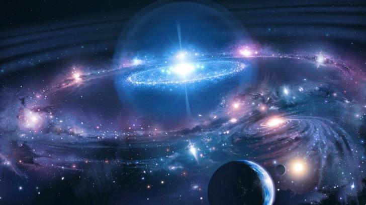 Există apă în Univers, susțin specialiștii, dar este în cea mai bizară formă posibilă