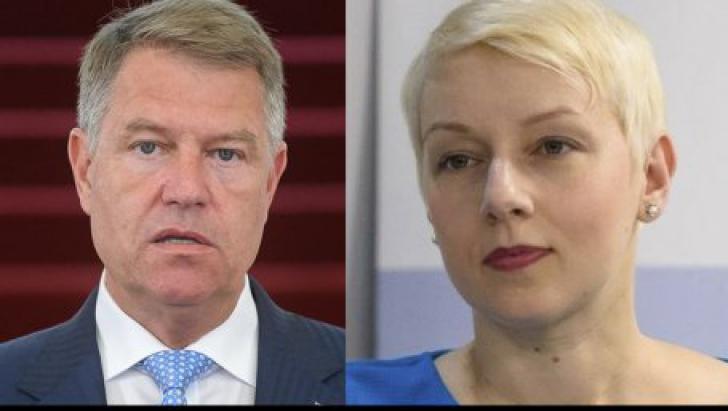 De ce a refuzat-o Iohannis pe Gîrbovan? Judecătorul încă așteaptă un răspuns!