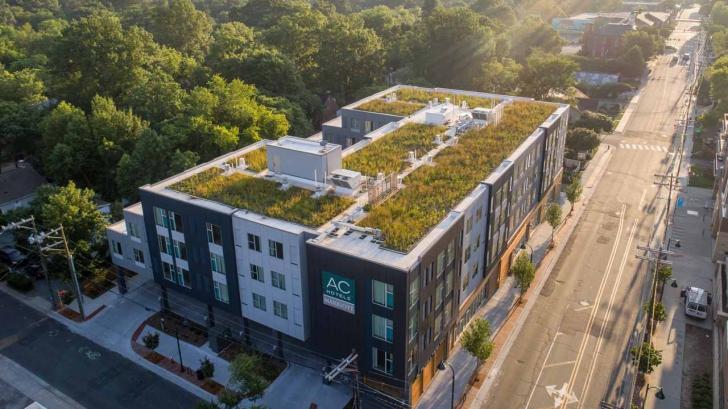 De ce toate orașele mari din lume ar trebui să aibă grădini pe acoperiș