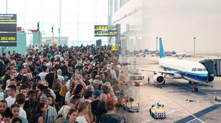 Atenționare de călătorie MAE: Orarul zborurilor schimbat în Spania din cauza grevelor
