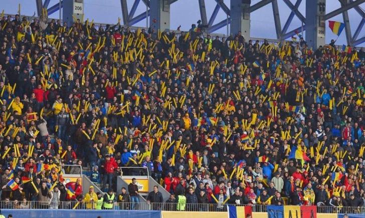 Stadionul din Ploiești, loc magic pentru echipa națională!