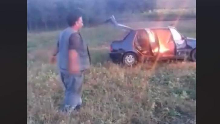 Gest şocant al unui cioban din Cluj! Totul a fost transmis live pe Facebook