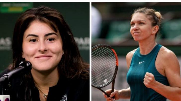 Pe ce loc a urcat Simona Halep în topul WTA și ce se întâmplă cu Bianca Andreescu