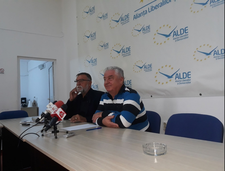 Excluşii din ALDE îşi fac partid şi susţin PSD. Anunţul fostului lider al organizaţiei Olt