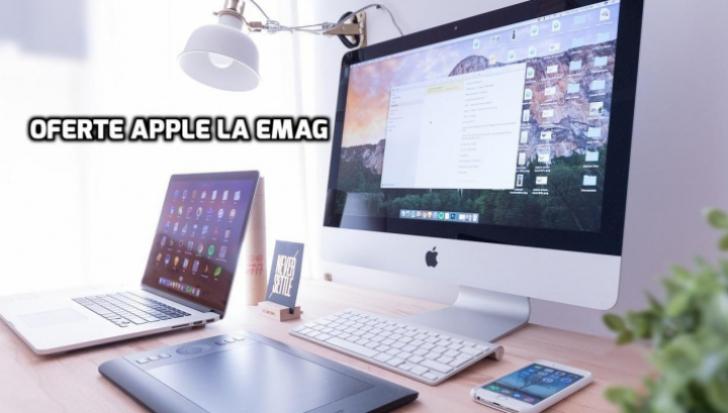 eMAG - Laptopuri de la Apple - Care e lista de preturi