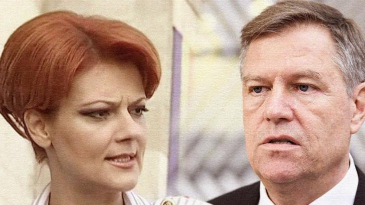 """Iohannis, apostrofat de Olguța Vasilescu: """"Dacă semnai să fiu ministru, drumul era făcut!"""""""