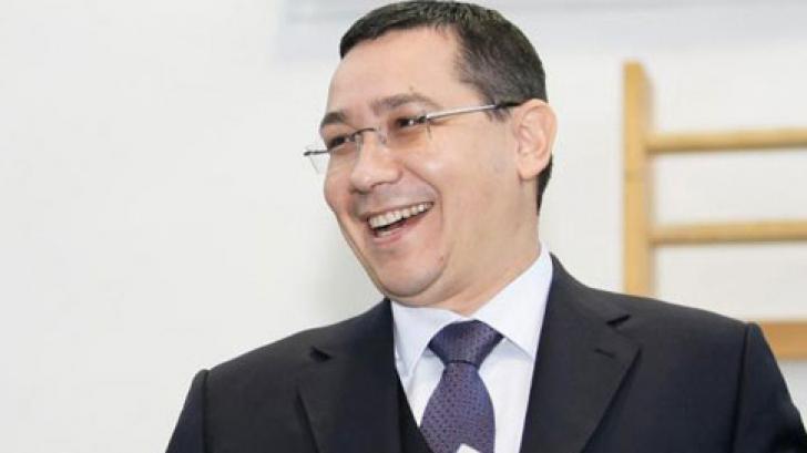 Ponta, reacție după respingerea lui Plumb: Cum trebuie procedat să ai un succes pentru România