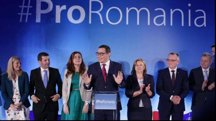 Pro România, mișcări de trupe în Camera Deputaților