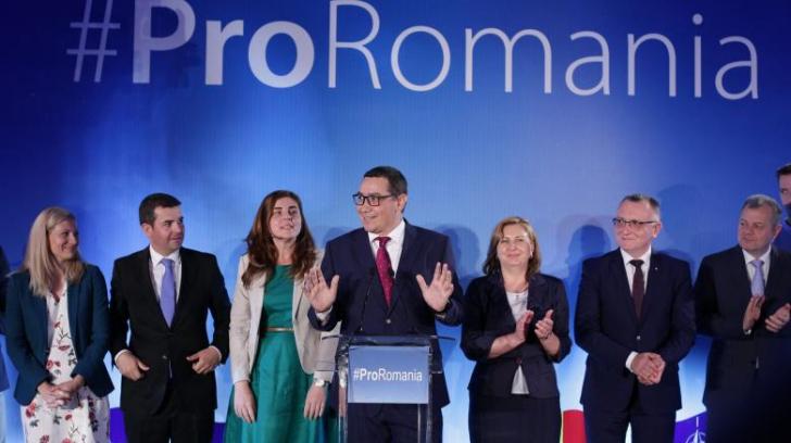 Pro România acuză PNL de plagiat