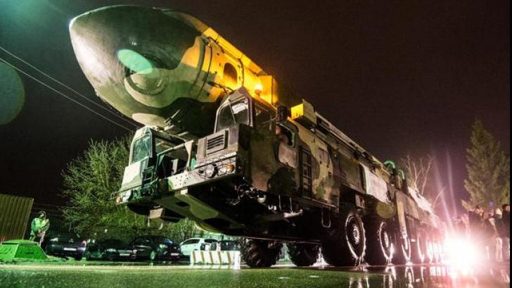 Rusia a testat o rachetă care încalcă Tratatul INF